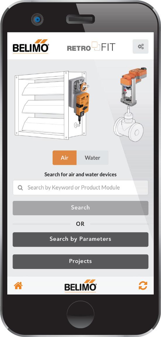 Retrofit App – łatwe i wygodne dobieranie zamienników przy użyciu smartfona