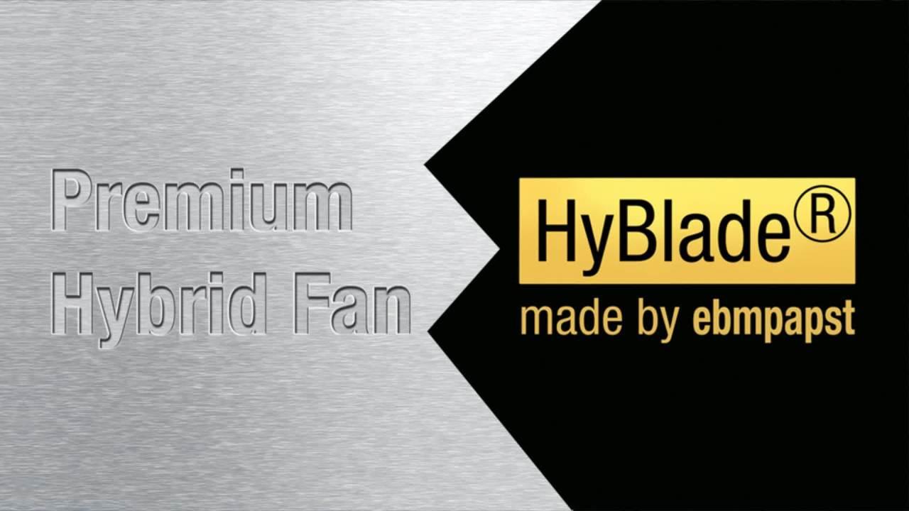 HyBlade firmy ebm-papst