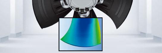 HyBlade ebmpapst Axial Fan