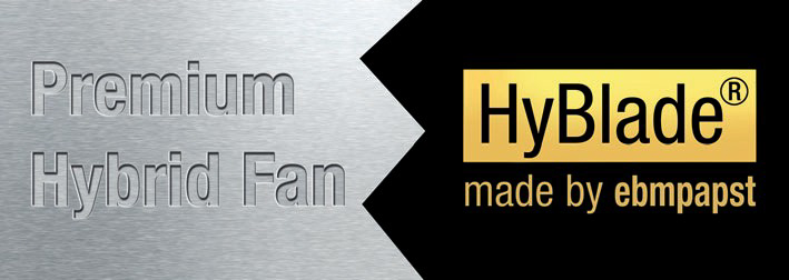 ebm-papst HyBlade Technology