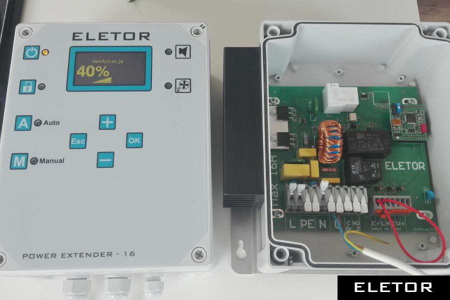 Eletor Power Extender 16A