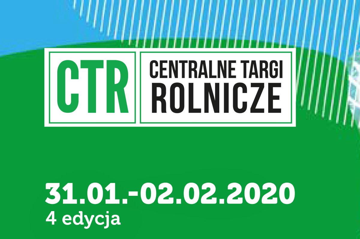 Zapraszamy na Centralne Targi Rolnicze w Warszawie