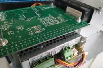 Eletor CA-5 GSM alarm central
