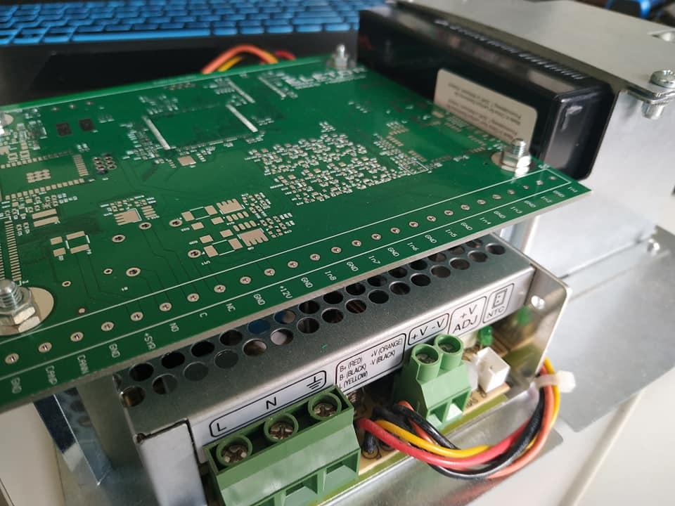 Eletor CA-5 GSM alarm centrals
